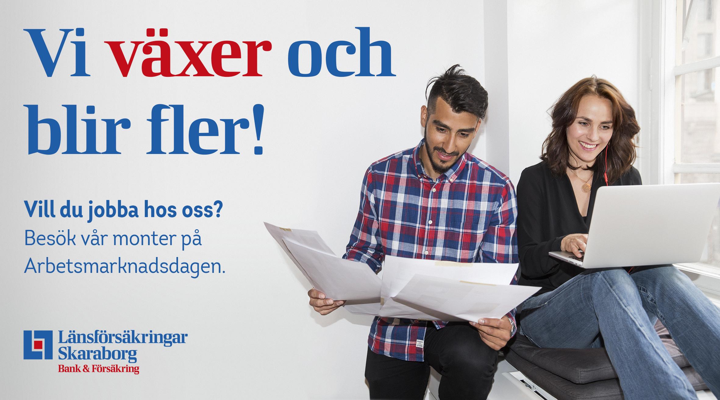 Arbetsgivarpresentation Lansforsakringar Skaraborg